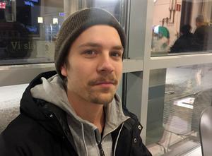 Anton Engblom, 26 år, Golfägare och IT-konsult, Midälva