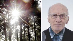 Lennart Lindblom var Elimkyrkan trogen genom hela livet