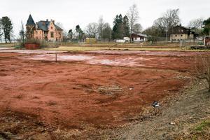 Kan det byggas skola här?Foto: VLT:s arkiv