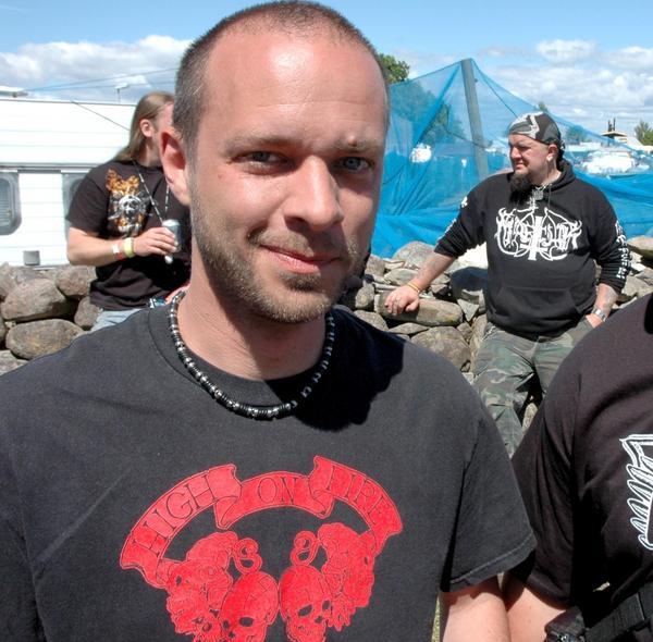 Erik Söderström:- Stämningen! Jag har varit här fyra gånger.- In Flames, ZZ Top och Flogging Molly