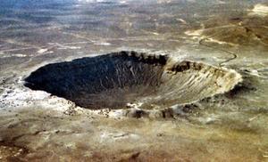 Den kanske mest kända meteoridhändelsen i modern tid inträffade i Tunguska i Sibirien 1908. Varken krater eller meteoritbitar har hittats från den enorma explosionen i atmosfären, men en av teorierna bakom händelsen är att den liknade den som skapade kratern i Arizona för 49000 år sedan.