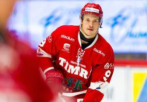 Didrik Strömberg, numera i HV71. Bild: Pär Olert/Bildbyrån.