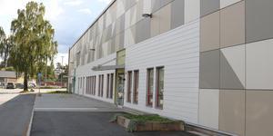 Rosenborgsskolans grundsärskola, nominerad till Årets byggnadsverk. Foto: Camilla Hjort