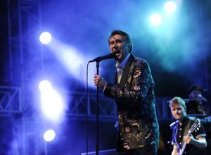 Bryan Ferry kommer till Gävle och Furuvik i maj nästa år.