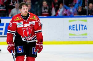 Joakim Anderssons dagar i Örebro Hockey kan vara räknade. Bild: Johan Bernström/Bildbyrån