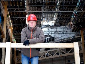 Peter Clemin, vd för Skifu, räknar med att en flytt av huset kostar minst tre miljoner kronor att flytta.
