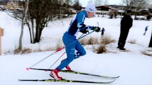 Arvid Norberg i stafett