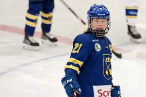 #21 Nicole Hall, Leksands IF: