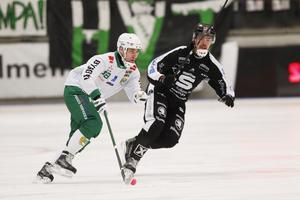 Dennis Henriksen har fått prova på en ny position den här säsongen i SAIK.