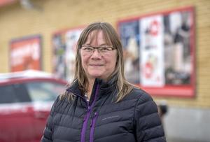 Ewa Edström, 63 år, pensionär, Loböle.