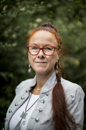 Susanne Schötz. Foto: Anders Hansson