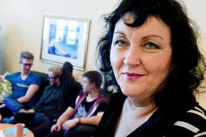 Ulla Sjöström är rektor vid Musikmakarna.Bild: Robbin Norgren/arkiv