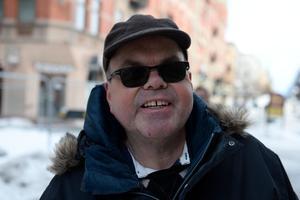Peter Alström, 54, skådespelare, Sundsvall: – Nej inte nu, men jag skulle kunna tänka mig att skänka till cancerfonden.