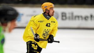 Jesper Hvornum.