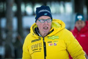 Wolfgang Pichler finns nu på plats i Pyeongchang.