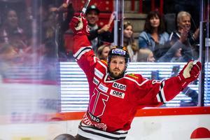 Mathias Bromé är poängbäst i Örebro med 15 inspelade poäng, fördelat på sex mål och nio assist. Bild: Maxim Thore/Bildbyrån