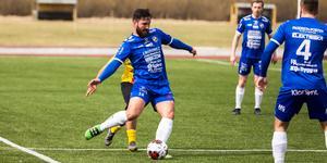 Nowroze Ali Bostan Ali nickade in segermålet mot Bollnäs på tilläggstid.