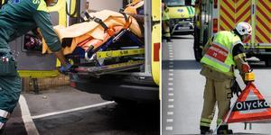 Hittills i år har fem personer omkommit i trafikolyckor i Dalarna. Foto: Isabell Höjman, Johan Nilsson