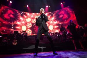 Den 14 september lockade Björn Skifs närmare 2000 personer till Fjällräven Center – och över 3000 personer till show nummer två dagen därpå.