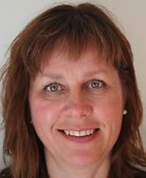 Ulla Pietarinen, Brinellskolans rektor.