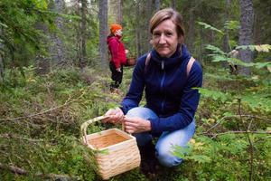 Lisa Fransén jobbar på Giftinformationscentralen i Stockholm och går utbildningen för jobbets räkning. Nu börjar hon få upp ögonen för läckerheterna också.