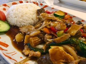 Hot wok mix.Foto: Lunchkollen