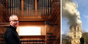Karl Magnus Jansson, organist i Nikolai församling, ändrade snabbt i repertoaren inför lunchkonserten i Stilla veckan. I dag framförs stycket