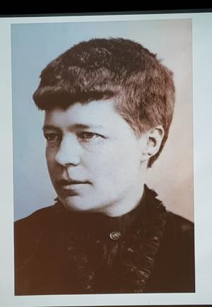 Selma Lagerlöf 1889