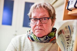 Lena Apel har sedan beslutet togs att avveckla Återbruket kämpat för att det ska komma tillbaka.