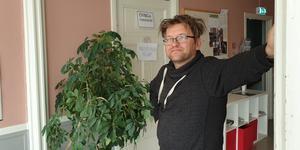 Nu har Peter Rousu (S) fått sin första motion diarieförd i Rättviks kommun. Foto: Filip Wernheim