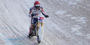 Jonas Andersson ledde Rospiggarna till en historisk andraplats i isracingserien.