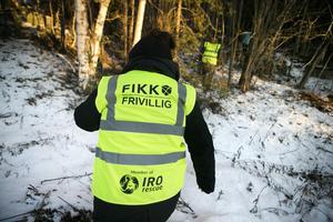 Frivilligorganisationen Fikk letar efter en försvunnen man i Ljusne, utanför Söderhamn. Mannen är anmäld försvunnen från Sundsvall och såg senast i slutet av september. Fikk står för frivilliga insatser vid kris och katastrof.