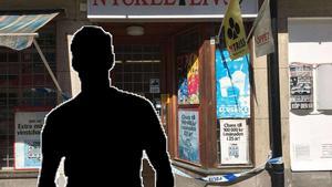 En man i 20-årsåldern åtalas för ett brutalt rån i Köping den 17 maj. Foto: Montage/ Alexandra Edman