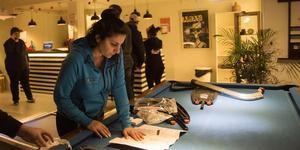 Randa Nammour är uppvuxen i Geneta och gick på ungdomsgården där när hon var tonåring.