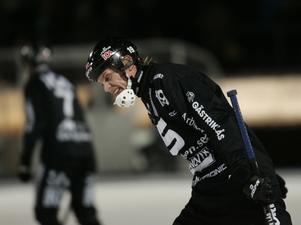 Patrik Nilsson gjorde sju mål mot Falu BS 2007. Rekord under 2000-talet för en spelare i en och samma match. BILD: Maja Suslin/SCANPIX