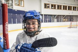 Brooke Boquist menar att är det någon liga man ska spela i så är det SDHL i Sverige: