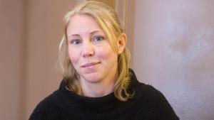 Sara Sjöblom släpper sin andra bok. Hon är både författare och utbildad samtalsterapeut.