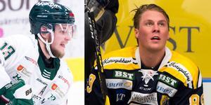 Bengtsson och Åslin. Foto: Bildbyrån