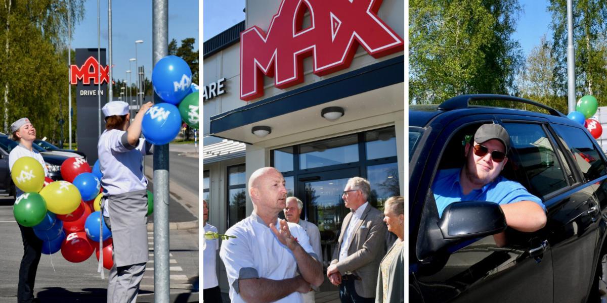 """Bildextra: Nu öppnar Max i Vetlanda – över 40 nya arbetstillfällen: """"Vi fick en möjlighet att komma tillbaka"""""""