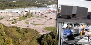 Erikslund är en av få platser som det idag finns ledig industrimark på i västerås. Foto: Mats Wikman/ Lars Windh/Magnus Hjalmarson Neideman/SvD/TT
