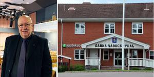 """""""Glesbygdslän som Jämtland, Västerbotten och Västernorrland har numera högst apotekstäthet i landet. Tack vare moderat glesbygdspolitik"""" skriver Ulf Berg (M). Foto: Mats Laggar/Nisse Shmidt/montage"""