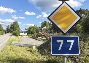 Foto: Anna Müller Turerna kring väg 77 skildras i årets Sjuhundrabygden.