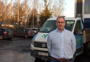Roine Söderlund räknar med att flera kommer att anställas i det nya bolaget.