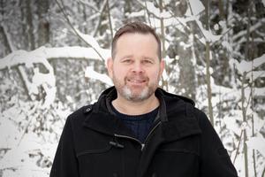 Dan Eriksson har fortfarande stomi, men hoppas att den kan tas bort.
