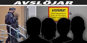 Totalt sitter fem personer, tre män och två kvinnor, anhållna  som misstänkta för mordet i Knivsta.