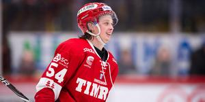 Jonathan Dahlén har totalt den här säsongen gjort 31 (14+17) poäng på 52 matcher i AHL. Foto: Pär Olert/BILDBYRÅN