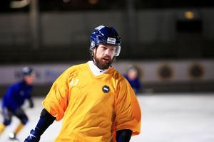 Aksel Örn Ekblom återvände till Tellus från just Västerås SK, för två säsonger sedan.