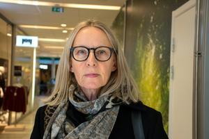 Åsa Swan, 61, verksamhetsutvecklare, Pråmviken: