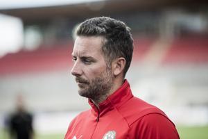 Axel Kjäll blir befordrad till manager i ÖSK:s nya sportsliga organisation.