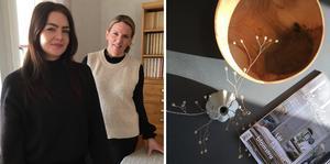 Kajsa Lindblad och Ann-Sofie Hjortmar stylar hem inför eller efter försäljning. Nyligen avslöjade de sina hemligheter kring homestyling i ett reportage med SN.